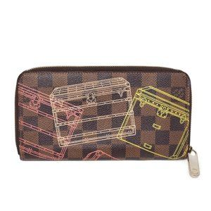 100% Auth Louis Vuitton Limited Edition Zip Wallet